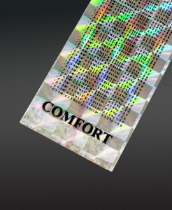 Morphic Message Foil - Comfort