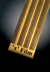 Morphic Message Foil -  'x' Film